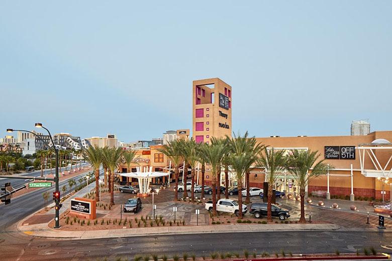 O Las Vegas North Premium Outlets é um dos melhores locais para se comprar na cidade do pecado.