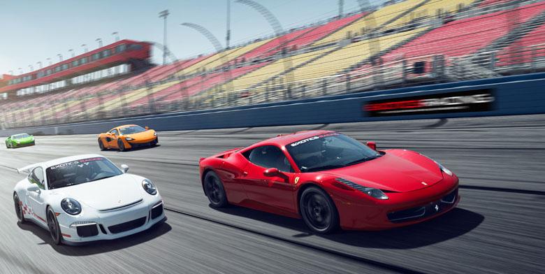 Exotics Racing.