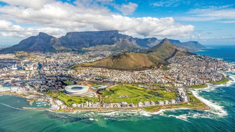 A beleza da Cidade do Cabo conquista viajantes do mundo inteiro.