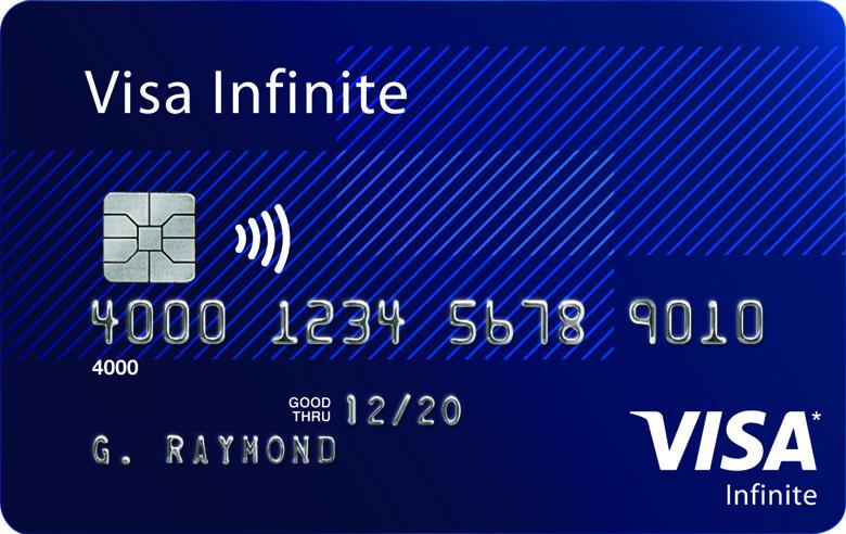 O Visa Infinite é o melhor cartão de crédito da Visa no Brasil.