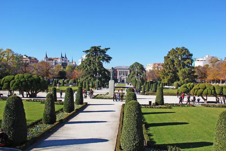 Madrid é uma cidade linda e merece ser visitada.