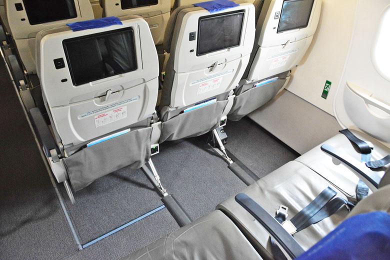 Aeronave A320 da Azul.