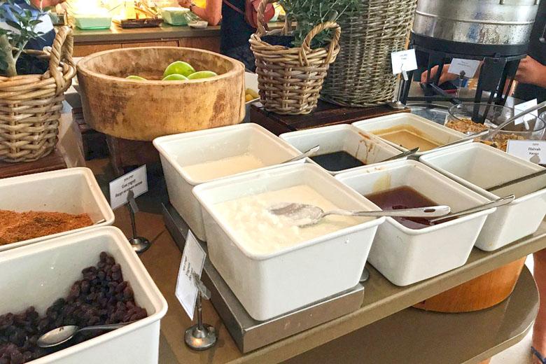 Café da manhã - iogurtes