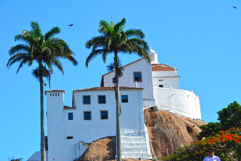 Convento da Penha em Vila Velha/ES.