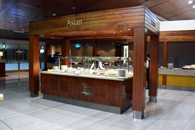 Restaurante de culinária da Ásia (extremo oriente e Índia)