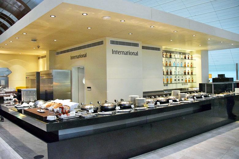 Restaurante de culinária internacional