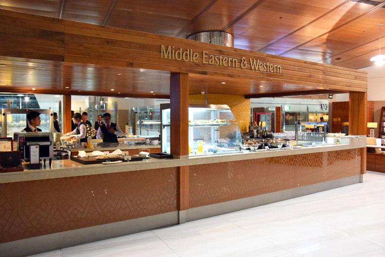 Restaurante de culinária do Oriente Médio