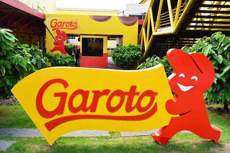 Fábrica da Garoto em Vila Velha, no Espírito Santo.