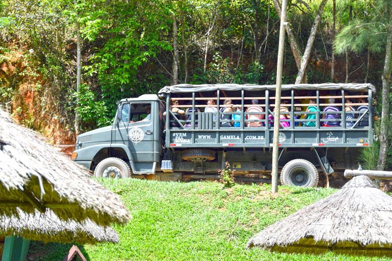 Caminhão Safari