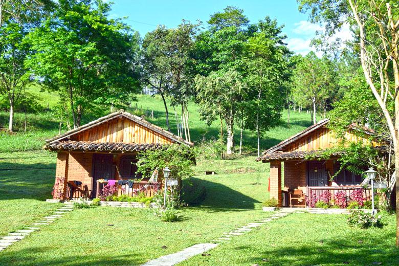 Acomodações categoria Village