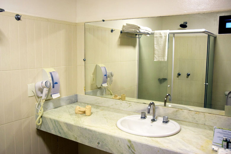 Suíte Ipê - banheiro