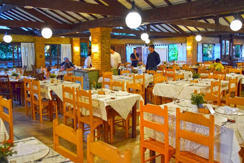 Restaurante Antúrios