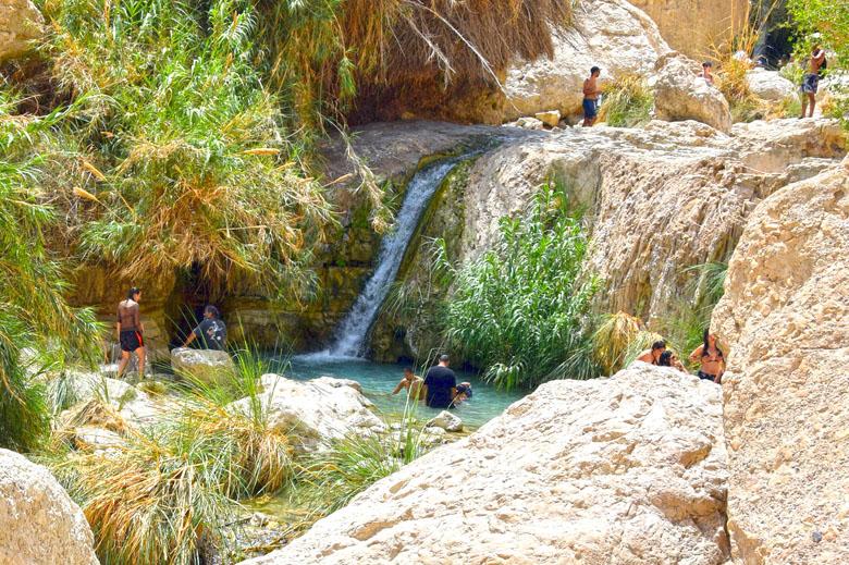 Cachoeira David's Waterfall.