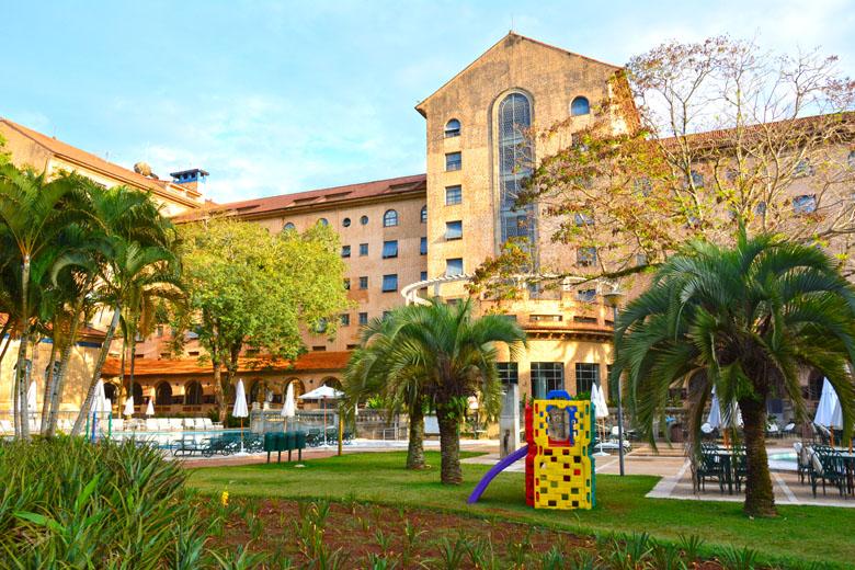 Tauá Grande Hotel & Termas de Araxá.