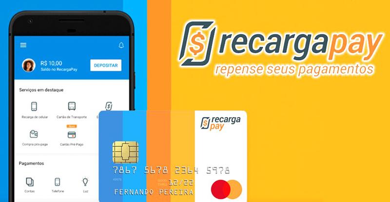 Vale a pena pedir o cartão pré-pago do RecargaPay? - Falando de Viagem