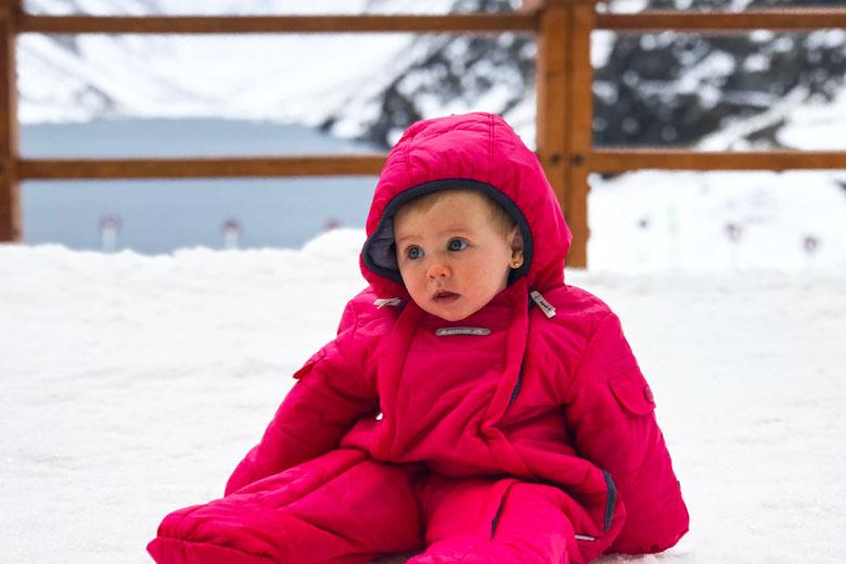 10 dicas para viajar para neve com bebês e crianças