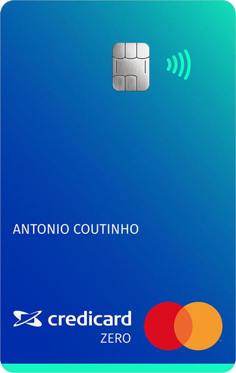 Cartao De Credito Credicard Zero Mastercard Platinum Falando De
