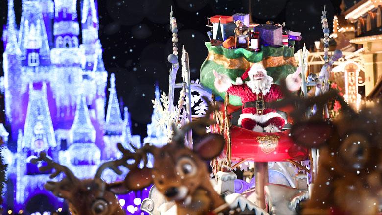 Mickey's Very Merry Christmas Party: dicas e informações sobre o evento de Natal do Magic Kingdom