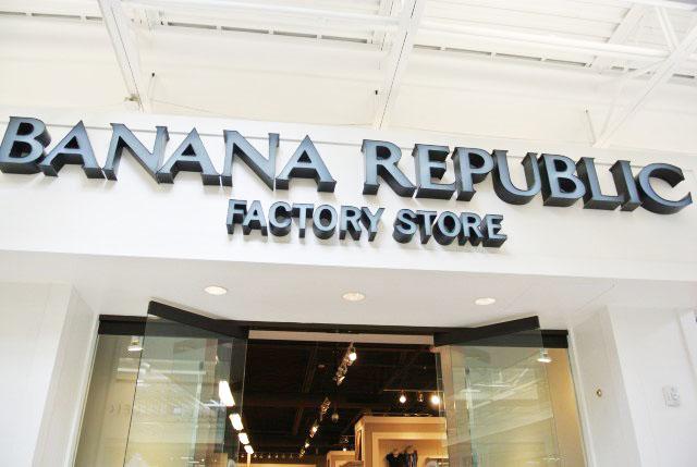 Fashion Outlets Buffalo Store Directory