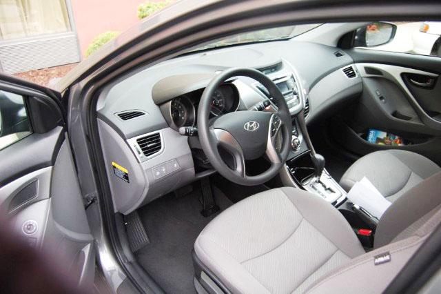 Falando De Viagem Hyundai Elantra