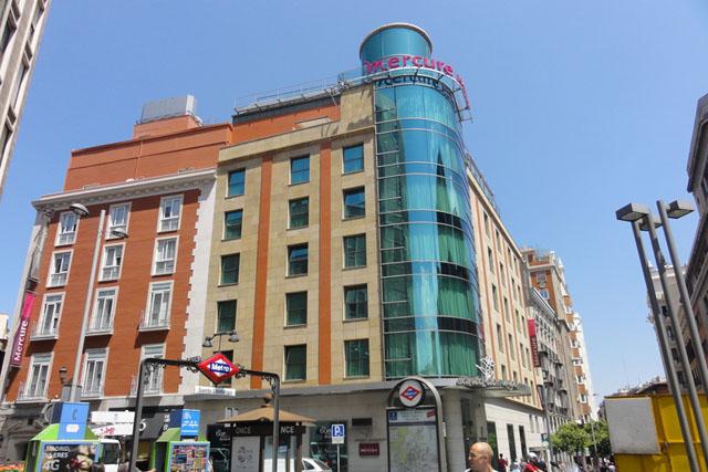 Falando De Viagem Mercure Madrid Santo Domingo