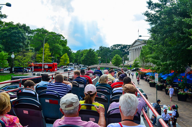 Georgetown Tours Onibus