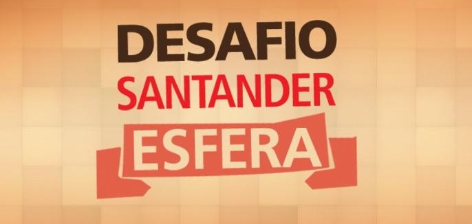 Desafio Santander Esfera