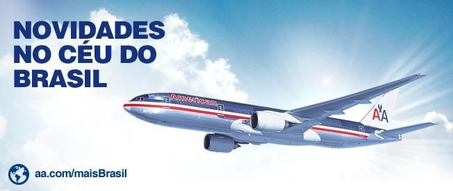 Novos Voos Da American Airlines No Brasil Falando De Viagem